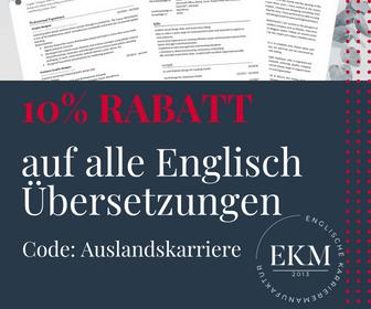 Lebenslauf Und Bewerbung Ins Englische Professionell Schreiben Oder