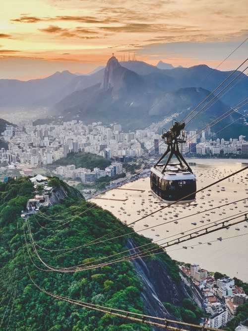 Auswandern Brasilien