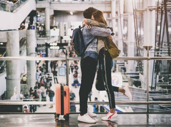 Verliebt im Ausland