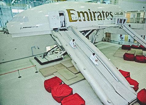 Flugbegleiter und Stewardess Ausbildung
