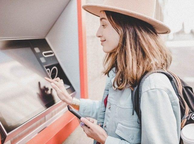 bankomat ausland geld abheben